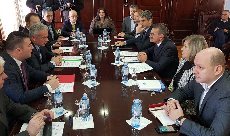 Vizitë  e Ministrit  të Punës dhe Mirëqenies  Sociale