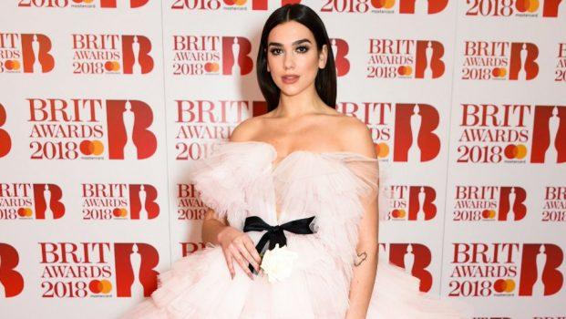 Dua Lipa përshkruan natën e 'Brit Awards'
