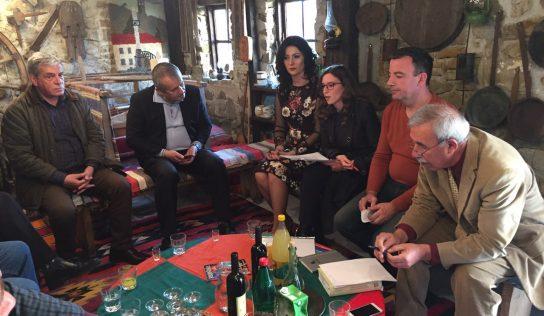 """""""Art Club""""-i shënoi Ditën Botërore të Poezisë në Muzeun Etnografik – Draginë"""