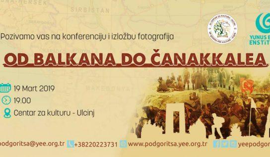 Nga Ballkani deri në Çanakala