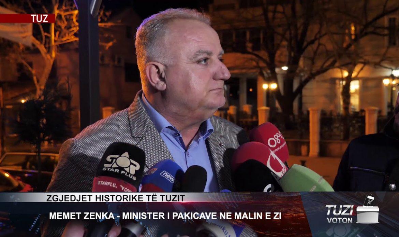 Koalicioni i partive politike shqiptare fitues i zgjedhjeve në Tuz të Malësisë