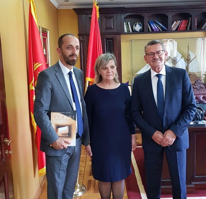 Thellohet bashkëpunimi kulturorë midis Ulqinit dhe Maqedonisë së Veriut