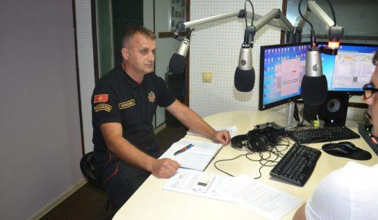 """""""Udhëtoni të sigurt""""- emisioni i gjashtë / """"Saobraćajte sigurno"""" – šesta emisija"""