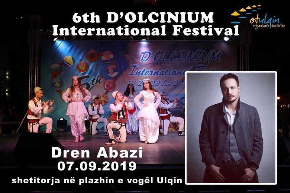 """Më 7 shtator në plazhin e vogël do të organizohet  """"Dolcinium International  Festival"""""""