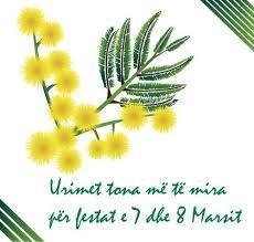 Gëzuar 7 & 8 Marsin!