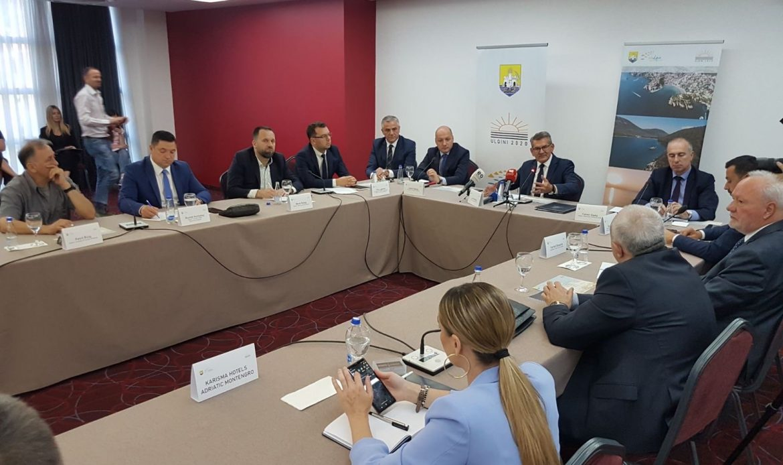 Strukturat udhëheqëse komunale prezantuan  ofertën turistike të Ulqinit në Kosovë
