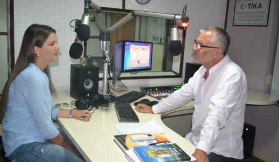 """Emisioni """"Zëra dhe Gjurmë"""" me këngëtaren Egzona Salaj"""
