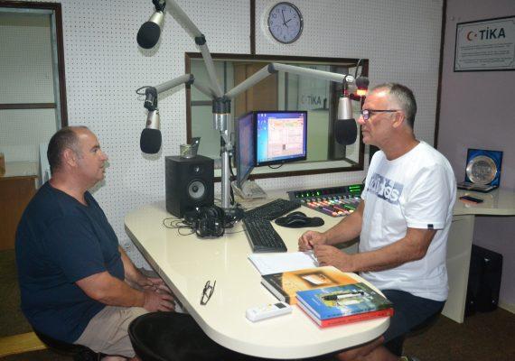 """Emisioni """" Zëra dhe Gjurmë"""" me publicistin Gazmend Çitaku"""